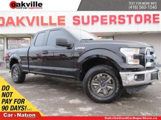 Used 2016 Ford F-150 XLT | 4X4 | TONNEAU COVER | A/C | LOW KM for sale in Oakville, ON