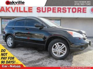 Used 2010 Honda CR-V EX | SUNROOF | HANDSFREE | AWD | CRUISE CONTROL for sale in Oakville, ON