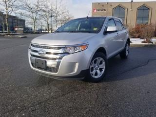 Used 2011 Ford Edge SEL for sale in West Kelowna, BC