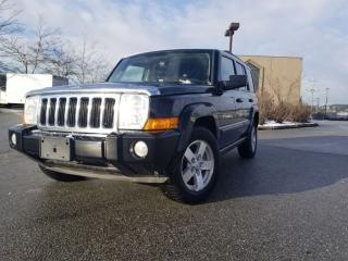 Used 2008 Jeep Commander Sport for sale in West Kelowna, BC