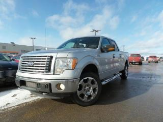 Used 2011 Ford F-150 XLT EcoBoost 3.5L V6 for sale in Midland, ON