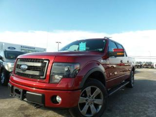 Used 2014 Ford F-150 F150 4WD 5.0L V8 for sale in Midland, ON