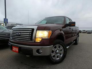Used 2010 Ford F-150 XLT 4x4 SuperCab for sale in Midland, ON