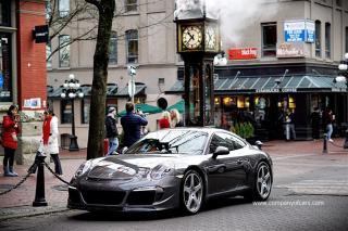 Used 2012 Porsche 911 Carrera S RUF for sale in Burnaby, BC