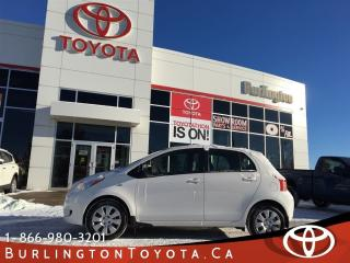 Used 2008 Toyota Yaris - for sale in Burlington, ON