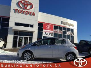 Used 2014 Toyota Yaris LE HATCHBACK for sale in Burlington, ON