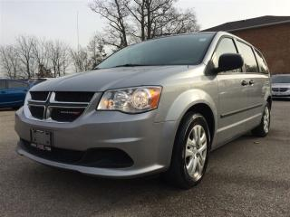 Used 2014 Dodge Grand Caravan SE/SXT**LOW KMS**TINT**UCONNECT** for sale in Mississauga, ON