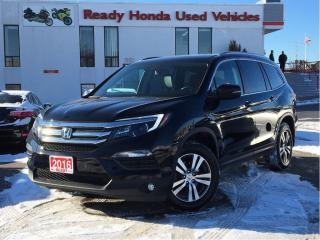 Used 2016 Honda Pilot EX-L RES | Leather | DVD | Rear Camera for sale in Mississauga, ON