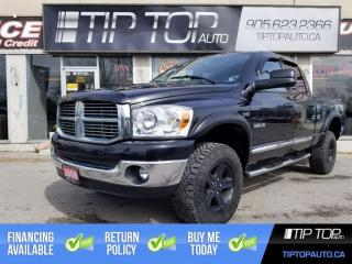 Used 2008 Dodge Ram 1500 SLT ** Bluetooth, 5.7L V8, 4x4 ** for sale in Bowmanville, ON