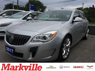 Used 2017 Buick Regal GS ALL WHEEL DRIVE - DEMO for sale in Markham, ON
