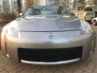 Used 2008 Nissan 350Z 6SP MANUAL,MINT CONDITION, for sale in Vancouver, BC