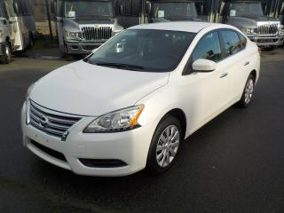 Used 2015 Nissan Sentra CVT for sale in Burnaby, BC