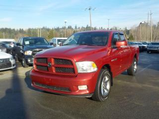 Used 2009 Dodge Ram 1500 SLT QUAD CAB 4WD for sale in Burnaby, BC