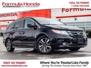 Used 2016 Honda Odyssey $100 PETROCAN CARD NEW YEAR'S SPECIAL! for sale in Scarborough, ON