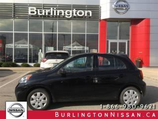 Used 2015 Nissan Micra S for sale in Burlington, ON