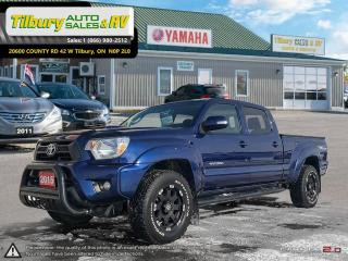 Used 2015 Toyota Tacoma TRD SPORT TONNEAU COVER. PUSH BAR. TOUCH SCREEN. for sale in Tilbury, ON