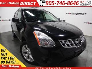 Used 2013 Nissan Rogue SV| AWD| SUNROOF| BACK UP CAM| POWER SEAT| for sale in Burlington, ON