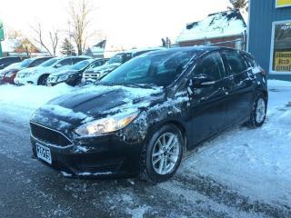 Used 2015 Ford Focus SE  HATCHBACK for sale in Belmont, ON