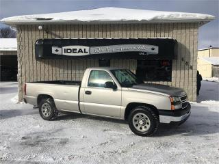 Used 2007 Chevrolet Silverado 1500 Classic Value Leader for sale in Mount Brydges, ON