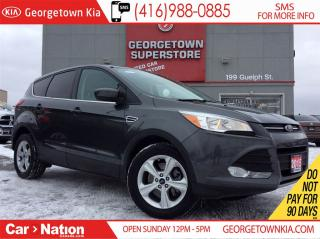 Used 2015 Ford Escape SE | 2.0L | 4X4 | B/U CAM | CLEAN CARPROOF for sale in Georgetown, ON