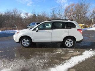 Used 2016 Subaru FORESTER  AWD for sale in Cayuga, ON