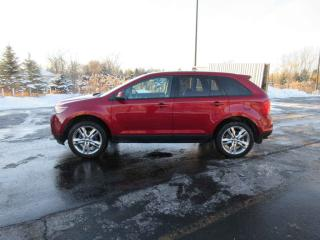 Used 2014 Ford Edge SEL AWD for sale in Cayuga, ON