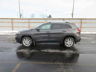 Used 2015 Jeep Cherokee Limited 4x4 for sale in Cayuga, ON