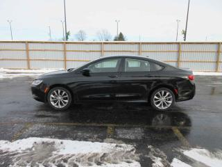 Used 2016 Chrysler 200 S FWD for sale in Cayuga, ON