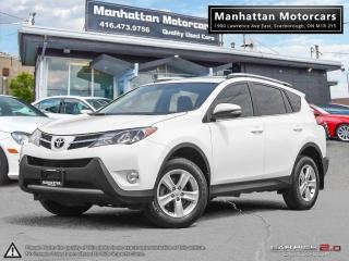 Used 2013 Toyota RAV4 XLE AWD |NAV|CAMERA|PHONE|SUNROOF|WARRANTY for sale in Scarborough, ON