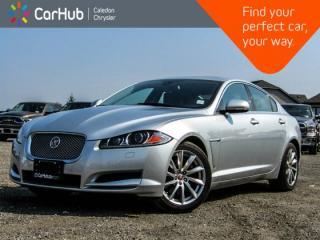 Used 2015 Jaguar XF Sunroof|Bluetooth|Leather|Heated Front Seats|Push Start|18