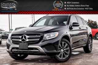 Used 2017 Mercedes-Benz GLC 300 4Matic|Navi|Pano Sunroof|Backup Cam|Bluetooth|Blind Spot|Leather|19