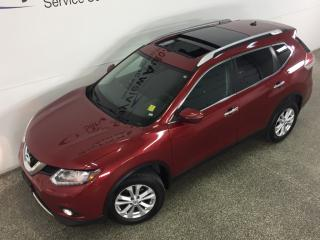 Used 2015 Nissan Rogue SV- AWD|PANOROOF|HTD STS|REV CAM|BLUETOOTH! for sale in Belleville, ON