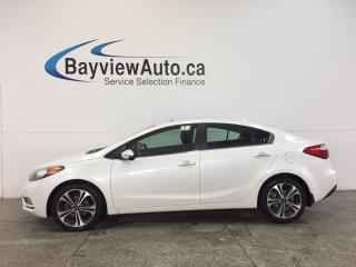 Used 2014 Kia Forte EX- ALLOYS|SUNROOF|HTD STS|REV CAM|BLUETOOTH! for sale in Belleville, ON