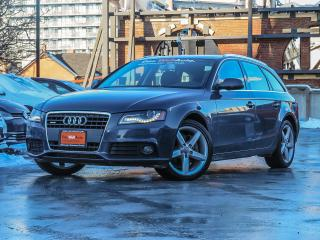 Used 2011 Audi A4 2.0T for sale in Toronto, ON
