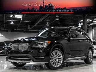 Used 2015 BMW X1 2.8i|PANO ROOF|PARKING SENSORS|X-DRIVE for sale in North York, ON