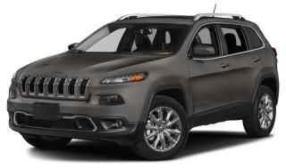 New 2018 Jeep Cherokee Limited for sale in Surrey, BC