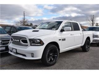 Used 2018 Dodge Ram 1500 Sport|KEYLESS ENTRY|NAV|GOOGLE ANDROID for sale in Concord, ON
