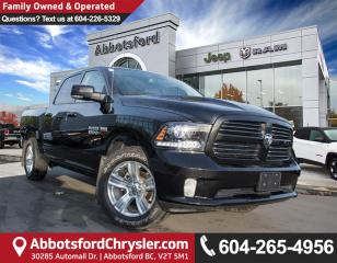 Used 2017 Dodge Ram 1500 Sport *ACCIDENT FREE* for sale in Abbotsford, BC