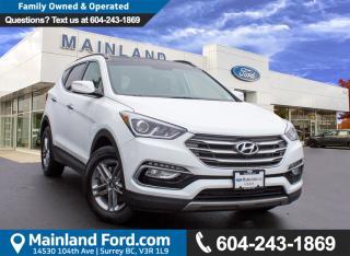 Used 2018 Hyundai Santa Fe Sport 2.4 SE LOCAL BC, NO ACCIDENTS for sale in Surrey, BC