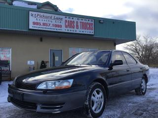 Used 1992 Lexus ES 300 for sale in Bolton, ON