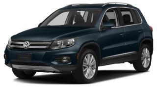 New 2017 Volkswagen Tiguan COMFORTLINE for sale in Surrey, BC