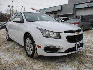 Used 2016 Chevrolet Cruze Limited 1LT for sale in Kingston, ON