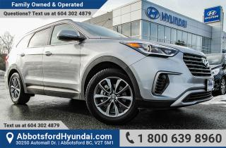 Used 2017 Hyundai Santa Fe XL Premium ACCIDENT FREE, GREAT CONDITION & BC OWNED for sale in Abbotsford, BC