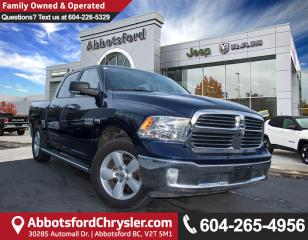Used 2016 Dodge Ram 1500 SLT *ACCIDENT FREE* *CONVENIENCE OPTIONS* for sale in Abbotsford, BC