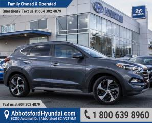 Used 2017 Hyundai Tucson Limited ACCIDENT FREE & GREAT CONDITION for sale in Abbotsford, BC