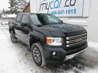 Used 2016 GMC Canyon All Terrain for sale in Richmond, ON