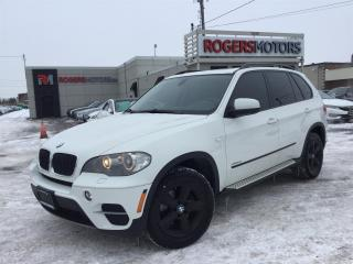 Used 2011 BMW X5 xDrive35i - NAVI - FULL CAMERA for sale in Oakville, ON