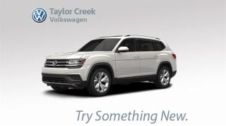 New 2018 Volkswagen ATLAS Trendline 2.0T 8sp at w/Tip for sale in Orleans, ON