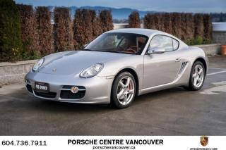 Used 2006 Porsche Cayman S for sale in Vancouver, BC
