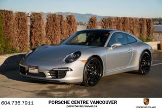 Used 2015 Porsche 911 Carrera Coupe (991) w/ PDK for sale in Vancouver, BC